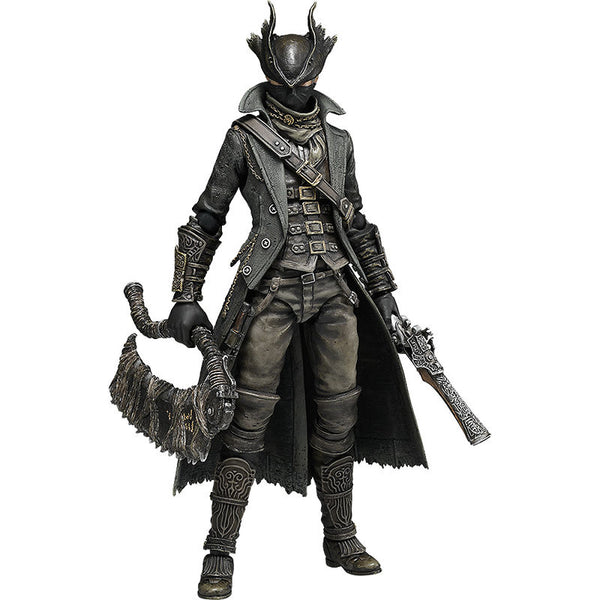 Hunter | Bloodborne (FromSoftware) | figma No. 367 | Max Factory | Woozy Moo