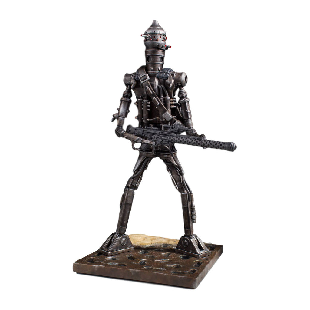 IG-88 - Star Wars: Episode V – The Empire Strikes Back - Collector's Gallery Statue - Gentle Giant - Woozy Moo