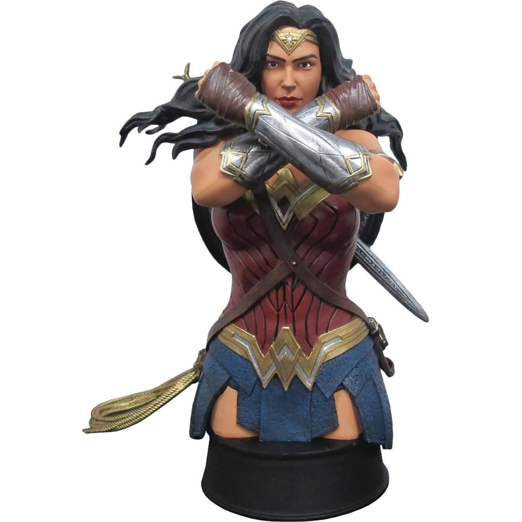 Wonder Woman - 2017 DC Wonder Woman Film - PREVIEWS Exclusive (PX) Bust - Icon Heroes - Woozy Moo