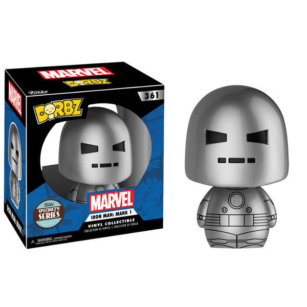 Iron Man: Mark 1 - Marvel - Dorbz Vinyl Collectible Specialty Series Exclusive - Funko - Woozy Moo
