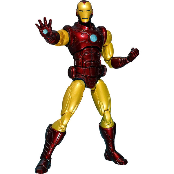 Iron Man | Marvel | One:12 Collective | Mezco Toyz | Woozy Moo