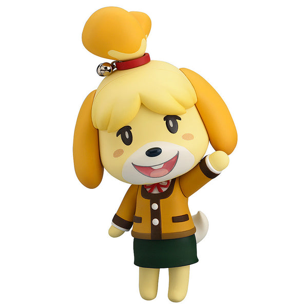 Shizue (Isabelle) Winter Ver. | Animal Crossing: New Leaf | Nendoroid 386 | Good Smile Company | Woozy Moo