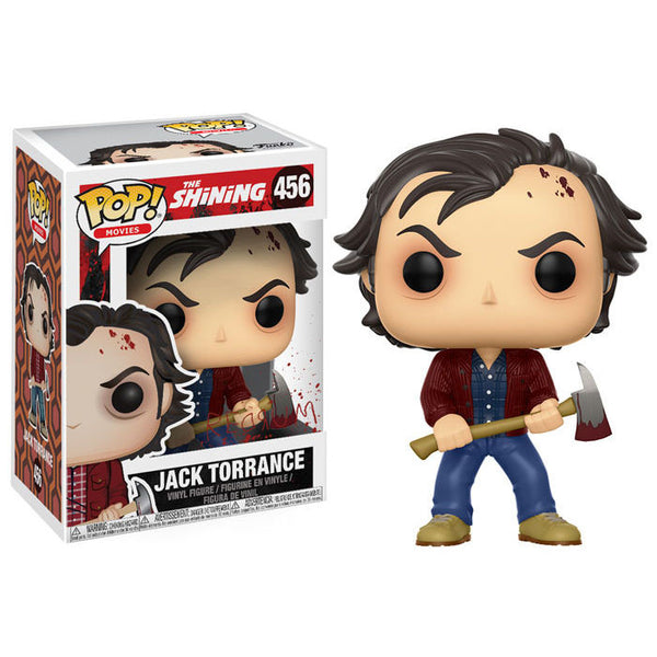 Jack Torrance | The Shining (Stanley Kubrick) | POP! Movies Vinyl Figure | Funko | Woozy Moo