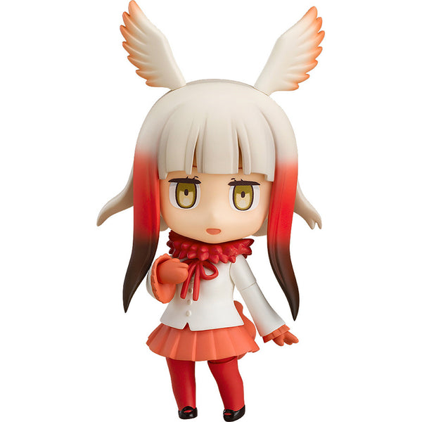 Japanese Crested Ibis (Toki) | Kemono Friends | Nendoroid 857 | Good Smile Company | Woozy Moo