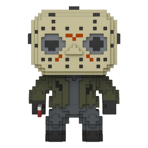 Jason Voorhees | Friday the 13th | 8-Bit POP! Horror Vinyl Figure #23 | Funko | Woozy Moo