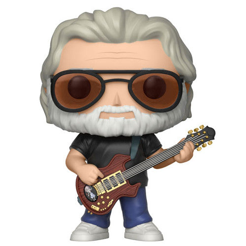 Jerry Garcia | POP! Rocks Vinyl Figure | Funko | Woozy Moo