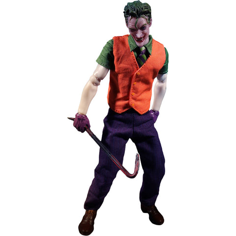 Joker Deluxe DC Batman One:12 Collective Exclusive Limited Edition