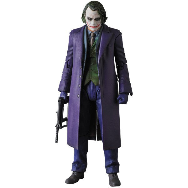 The Joker Version 2.0 (Heath Ledger) | The Dark Knight (Batman) | MAFEX No. 051 (Miracle Action Figure) | Medicom | Woozy Moo