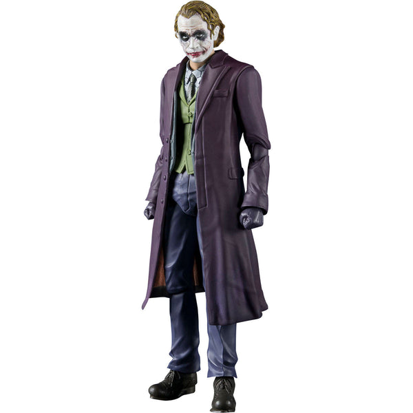 Joker (Heath Ledger) - The Dark Knight (Batman) - Figuarts (S.H.Figuarts) - Bandai Tamashii Nations - Woozy Moo