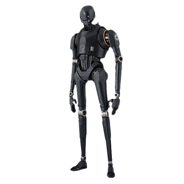 Star Wars Rogue One: K-2SO - S.H. Figuarts - Bandai - Woozy Moo - 1