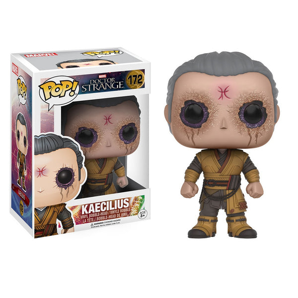 Dr. Strange Movie - Marvel - Kaecilius Pop Vinyl Figure - Funko - Woozy Moo