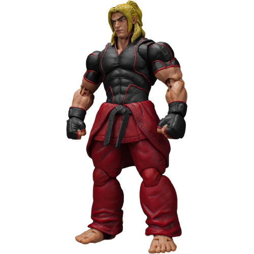 Street Fighter V - Ken Masters 1/12 Action Figure - Storm Collectibles - Woozy Moo - 1