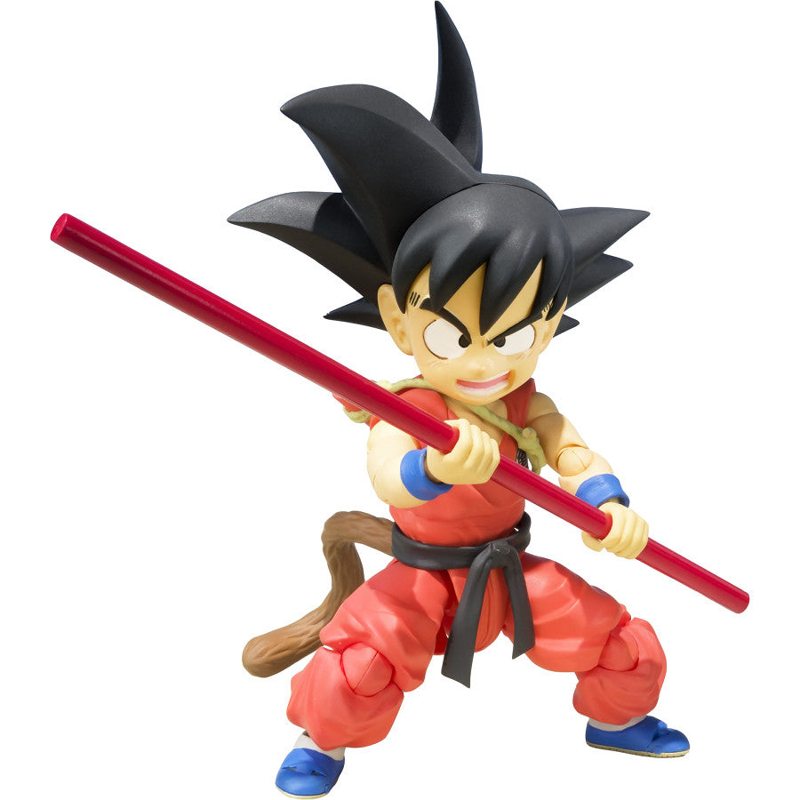 Son Gokuu (Shounen-ki) | Dragon Ball | S.H.Figuarts | Bandai Tamashii Nations | Woozy Moo