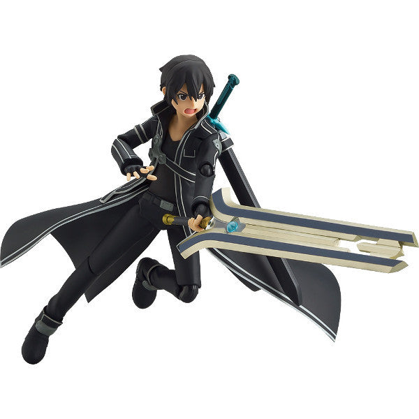 Kirito: O.S ver. - Sword Art Online The Movie: Ordinal Scale - figma 354 - Max Factory - Woozy Moo