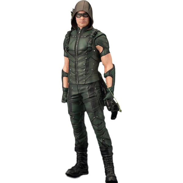Green Arrow - Arrow DC TV Series - ArtFX+ 1/10 Scale Statue - Kotobukiya - Woozy Moo
