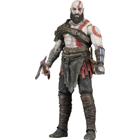 "Kratos God of War 2018 7"" Scale Action Figure"