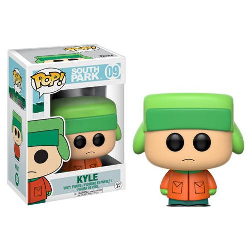 Kyle | South Park | POP! Vinyl Figure | Funko | Woozy Moo