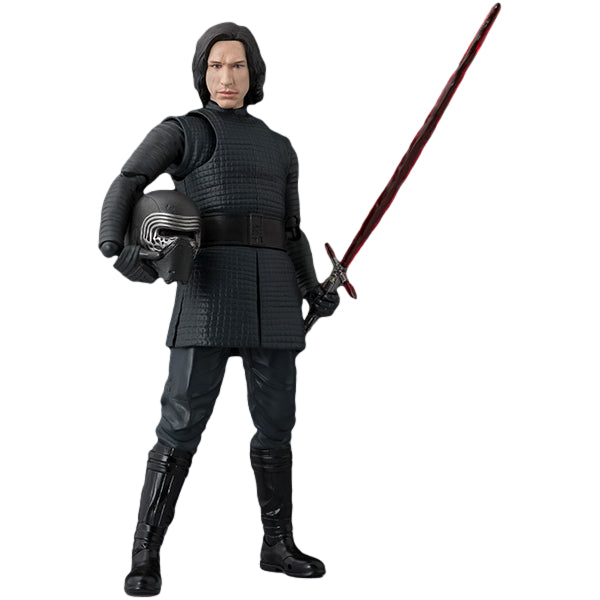Kylo Ren (The Last Jedi) | Star Wars Episode VIII The Last Jedi | S.H.Figuarts | Bandai Tamashii Nations | Woozy Moo