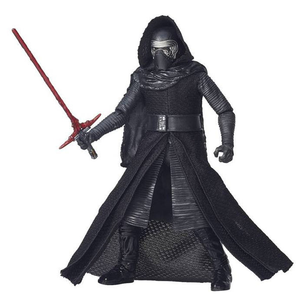 Star Wars: The Force Awakens Black Series Kylo Ren 6'' - Hasbro - Woozy Moo - 1