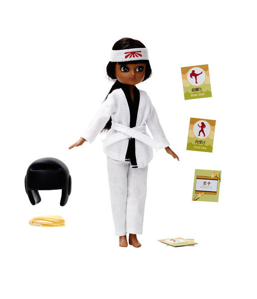 Lottie Doll, The Body-Positive Doll: Kawaii Karate - Arklu - Woozy Moo - 1