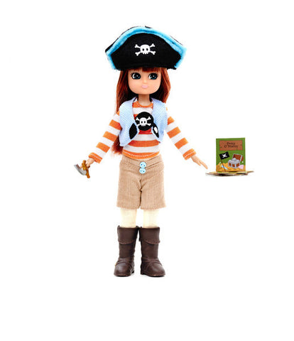 Lottie Doll, The Body-Positive Doll: Pirate Queen