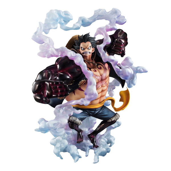 EXCELLENT MODEL LTD OP LUFFY GEAR 4 - One Piece - P.O.P (Portrait.Of.Pirates) - MegaHouse - Woozy Moo