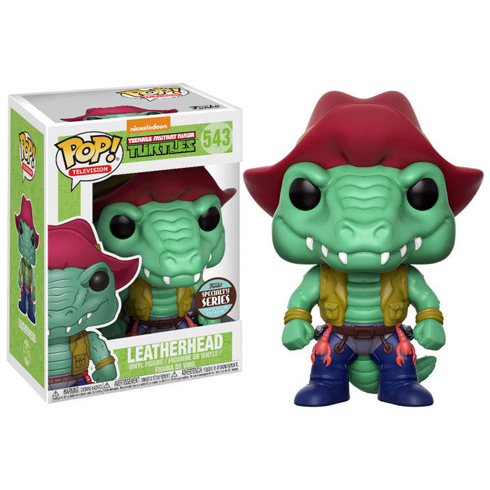 Leatherhead (Specialty Series Exclusive) | Teenage Mutant Ninja Turtles (TMNT) | POP! Vinyl Figure | Funko | Woozy Moo