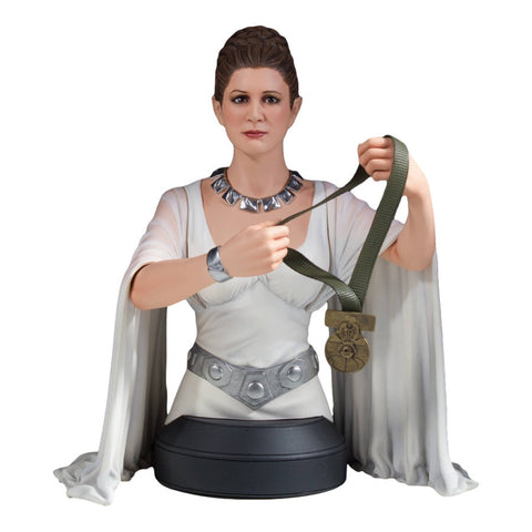 Leia Hero of Yavin Star Wars 1/6 Mini-Bust