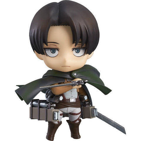 Levi Attack on Titan Nendoroid re-run