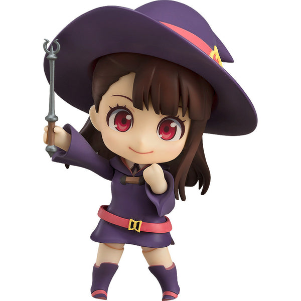 Atsuko Kagari - Little Witch Academia - Nendoroid - Good Smile Company - Woozy Moo