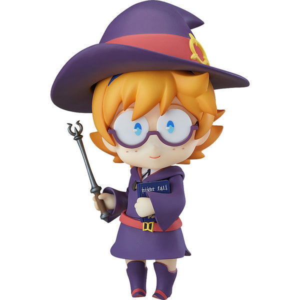 Lotte Yanson | Little Witch Academia | Nendoroid 859 | Good Smile Company | Woozy Moo