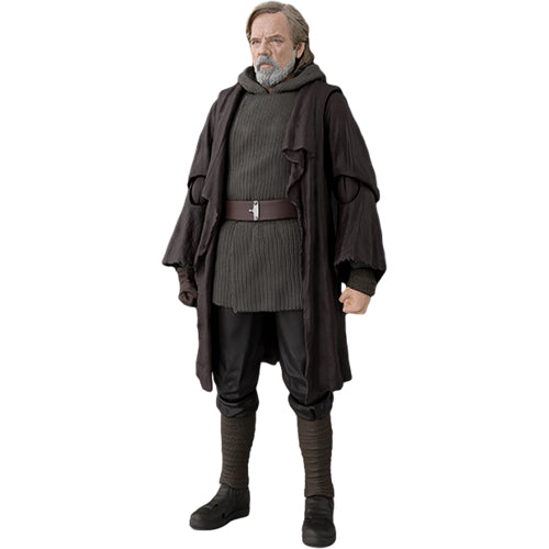 Luke Skywalker (Mark Hamill) | Star Wars: Episode VIII – The Last Jedi | S.H.Figuarts | Bandai Tamashii Nations | Woozy Moo