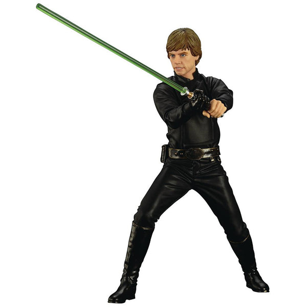 Luke Skywalker | Star Wars Episode VI Return of the Jedi | ArtFX+ 1/10 | Kotobukiya | Woozy Moo