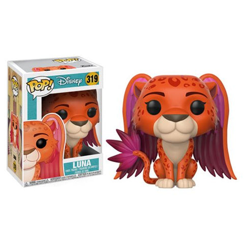 Luna Disney Elena of Avalor Pop Vinyl Figure 319