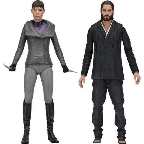 "Blade Runner 2049 7"" Scale Action Figures Series 2 Set of 2"