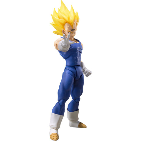 Majin Vegeta - Dragon Ball Z - S.H.Figuarts