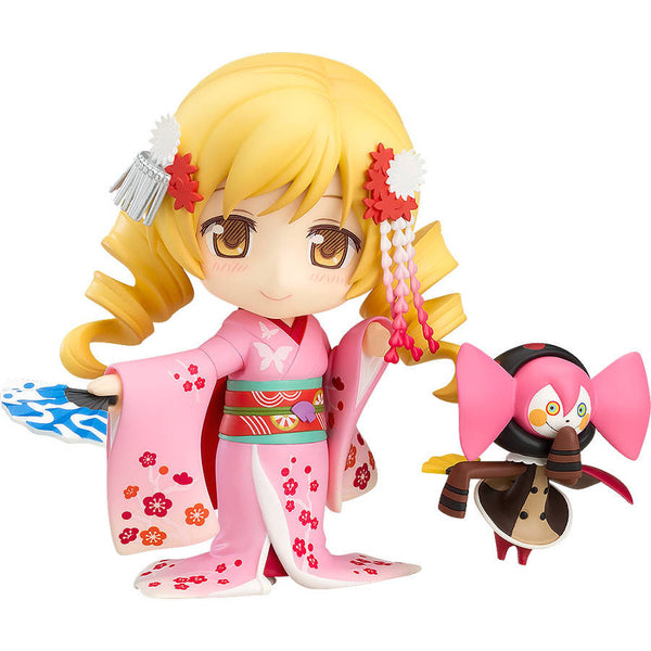 Mami Tomoe: Maiko Ver. - Puella Magi Madoka Magica The Movie - Nendoroid 770 - Good Smile Company - Woozy Moo