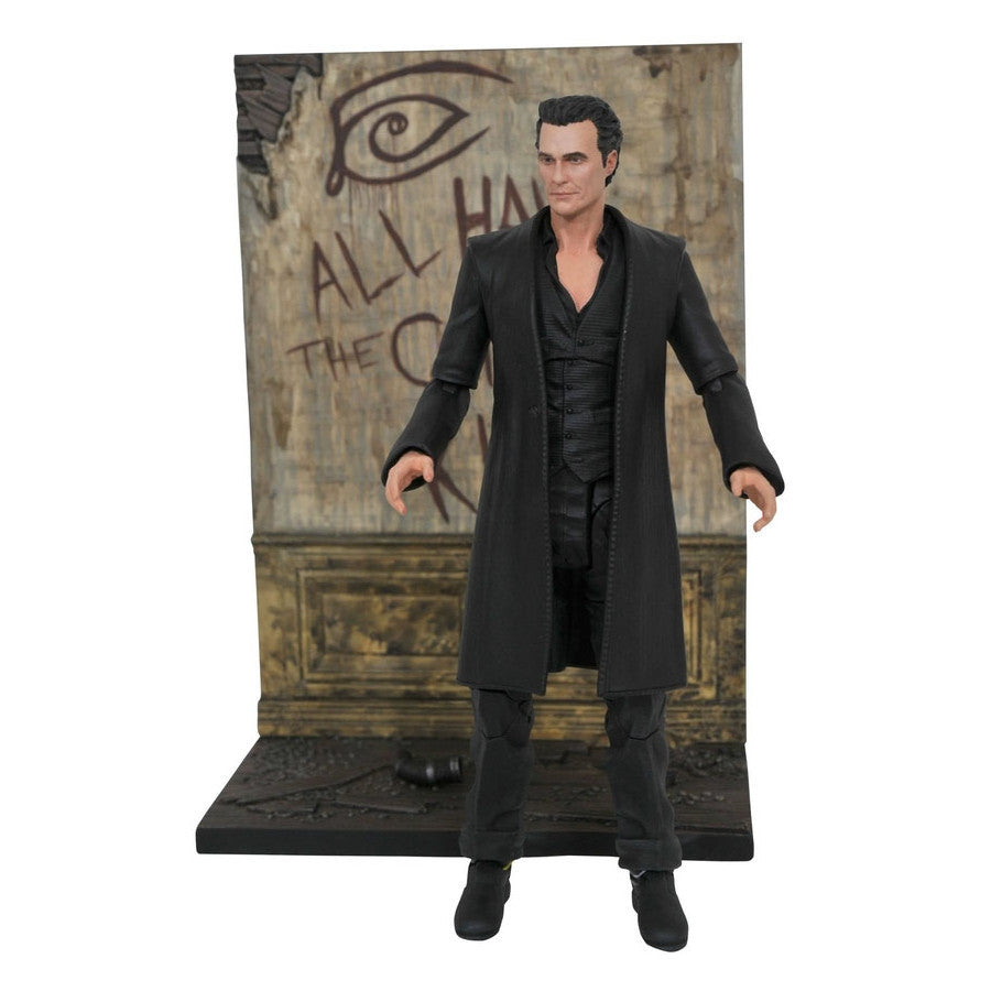 Man in Black (Matthew McConaughey) - The Dark Tower - Action Figure - Diamond Select Toys - Woozy Moo