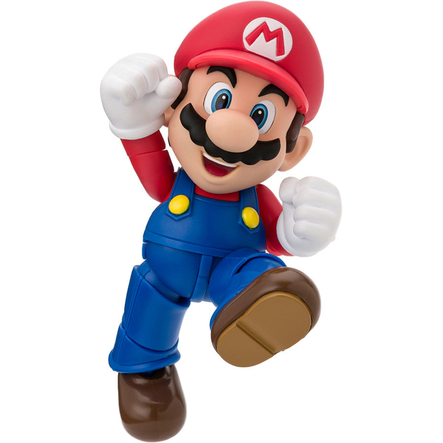Mario (New Package Ver) | Super Mario Brothers | S.H ...