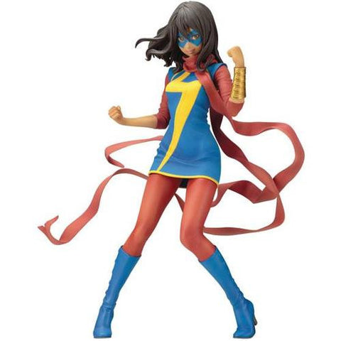 Ms. Marvel Kamala Khan Marvel Bishoujo 1/7 Scale Statue