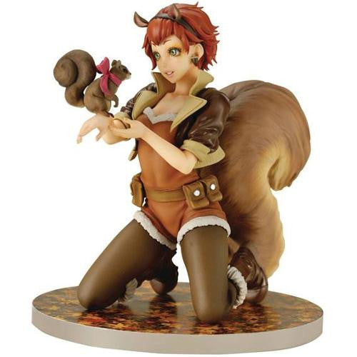 Marvel Bishoujo 1/7 Scale Squirrel Girl - Kotobukiya - Woozy Moo