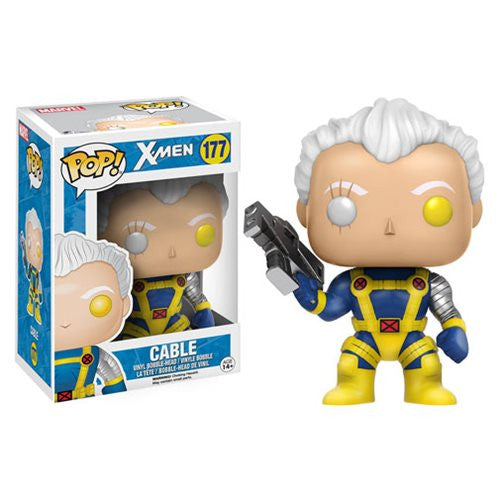 Marvel X-Men Classic Cable Pop! Vinyl Figure - Funko - Woozy Moo