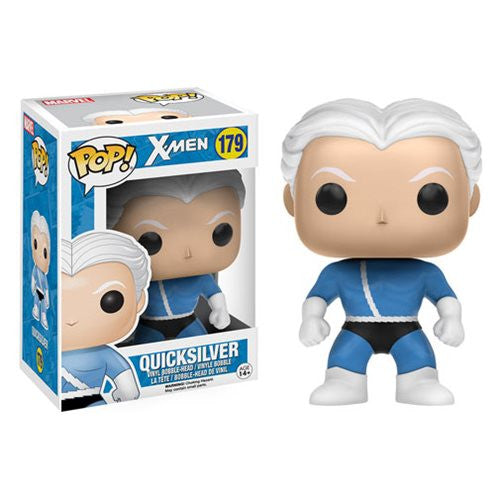 Marvel X-Men Pop! Vinyl Figure Classic Quicksilver - Funko - Woozy Moo