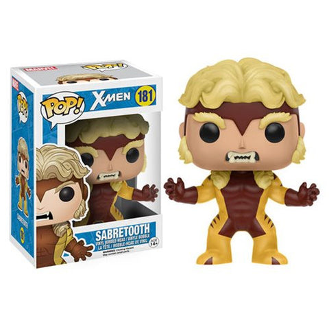 Marvel X-Men Pop! Vinyl Figure Classic Sabretooth