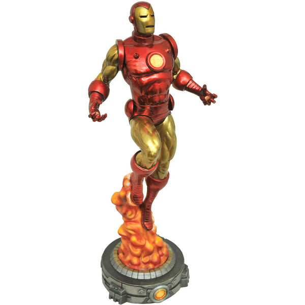 Marvel Gallery PVC Statue Iron Man - Diamond Select - Woozy Moo