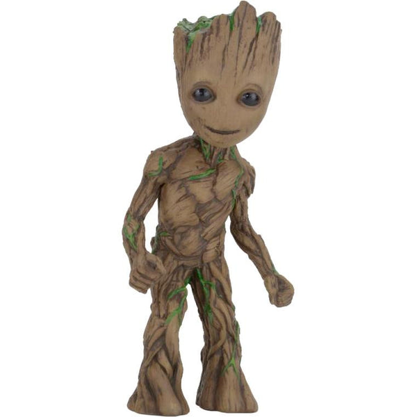 "Marvel Guardians of the Galaxy 2 Groot 10"" Life-Size Foam Figure - NECA - Woozy Moo - 1"