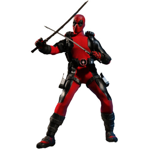 Marvel - One:12 Collective - Deadpool - Mezco - Woozy Moo - 1