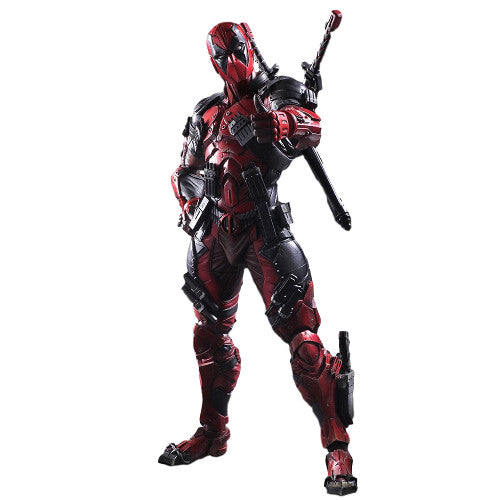 Marvel Play Arts Variant - Deadpool - Play Arts Kai - Square Enix - Woozy Moo - 1