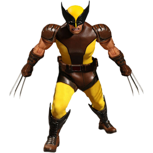 Wolverine | Marvel X-Men | One:12 Collective | Mezco Toyz | Woozy Moo