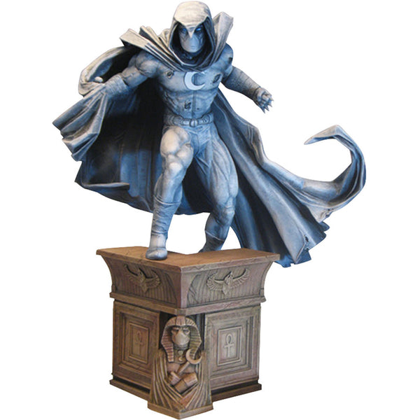 "Moon Knight | Marvel Comics | Premier Collection 12"" Resin Statue 